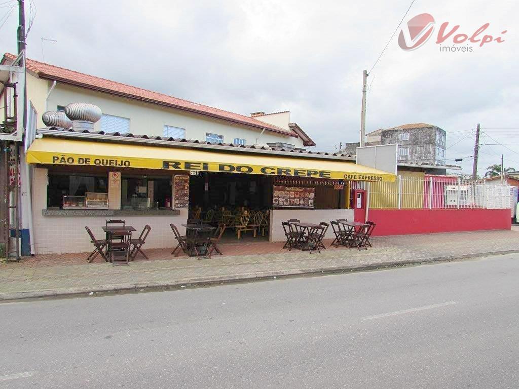 Casa residencial/comercial para venda e locação, Jardim Imperador I, Praia Grande - CA0069.