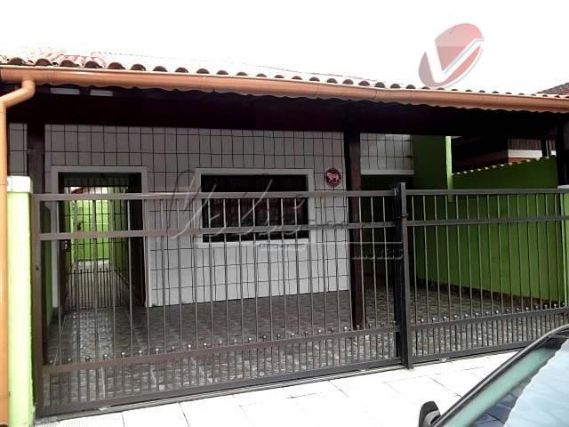 Casa Residencial à venda, Balneário Flórida, Praia Grande - CA0121.