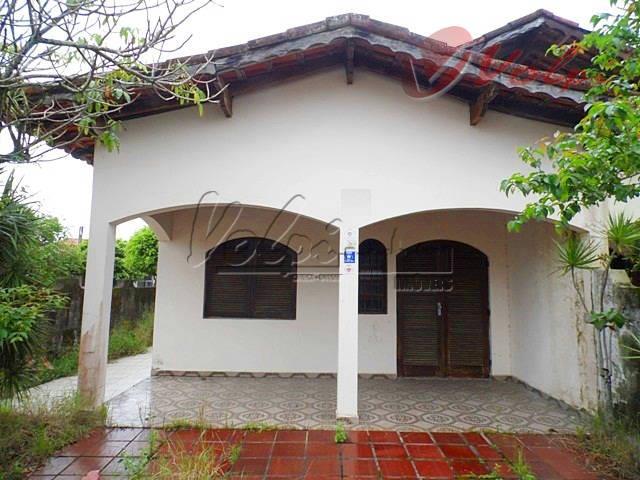 Casa residencial à venda, Jardim Imperado, Praia Grande - CA0259.