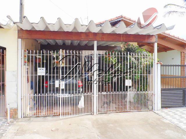Casa residencial para venda e locação, Jardim Imperador, Praia Grande - CA0299.