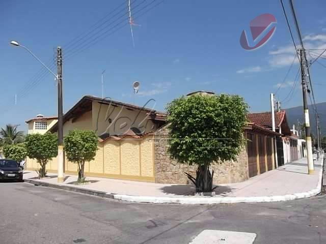 Casa residencial à venda, Jardim Imperador, Praia Grande - CA0205.