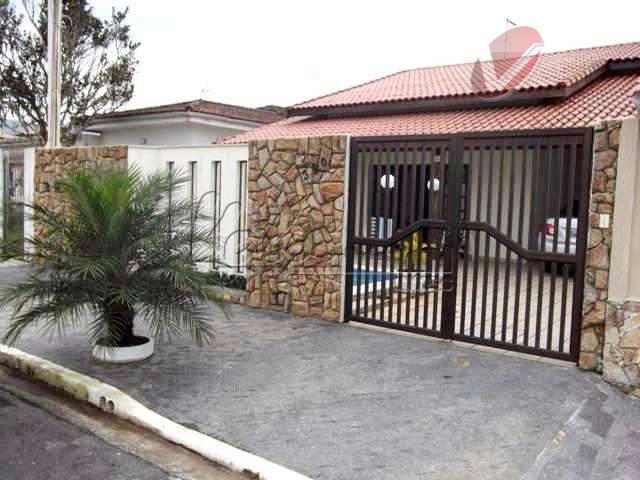 Casa residencial à venda, Jardim Imperador, Praia Grande - CA0181.