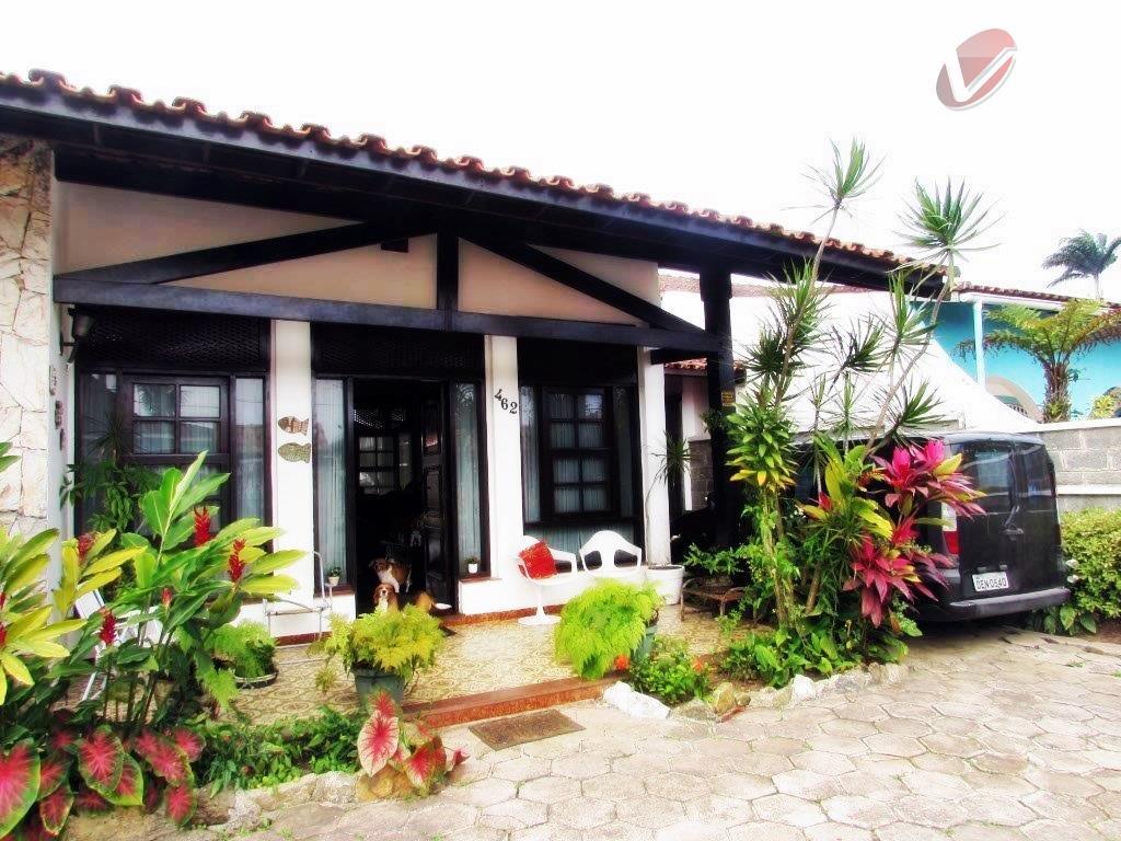 Casa  residencial à venda, Vilamar, Praia Grande.