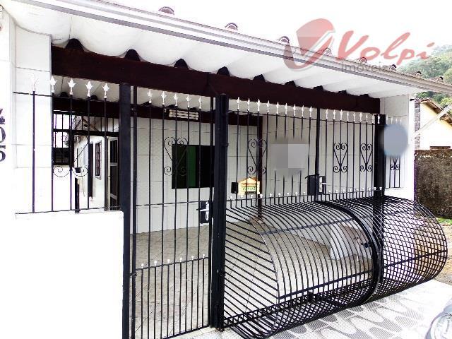 Casa residencial para venda e locação, SOLEMAR II, Praia Grande - CA0357.