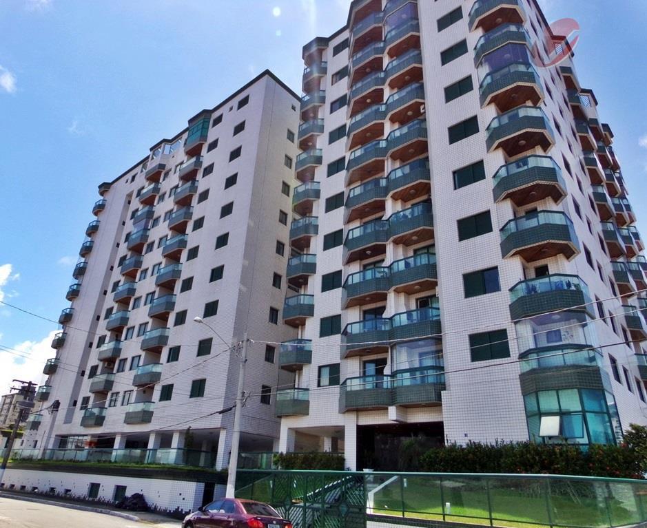 Apartamento em Praia Grande - Vila Guilhermina!!! 2 dormitórios!