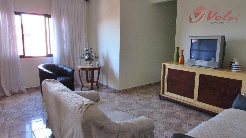 Apartamento para venda e locação, Jardim Imperador, Praia Grande - AP0108.