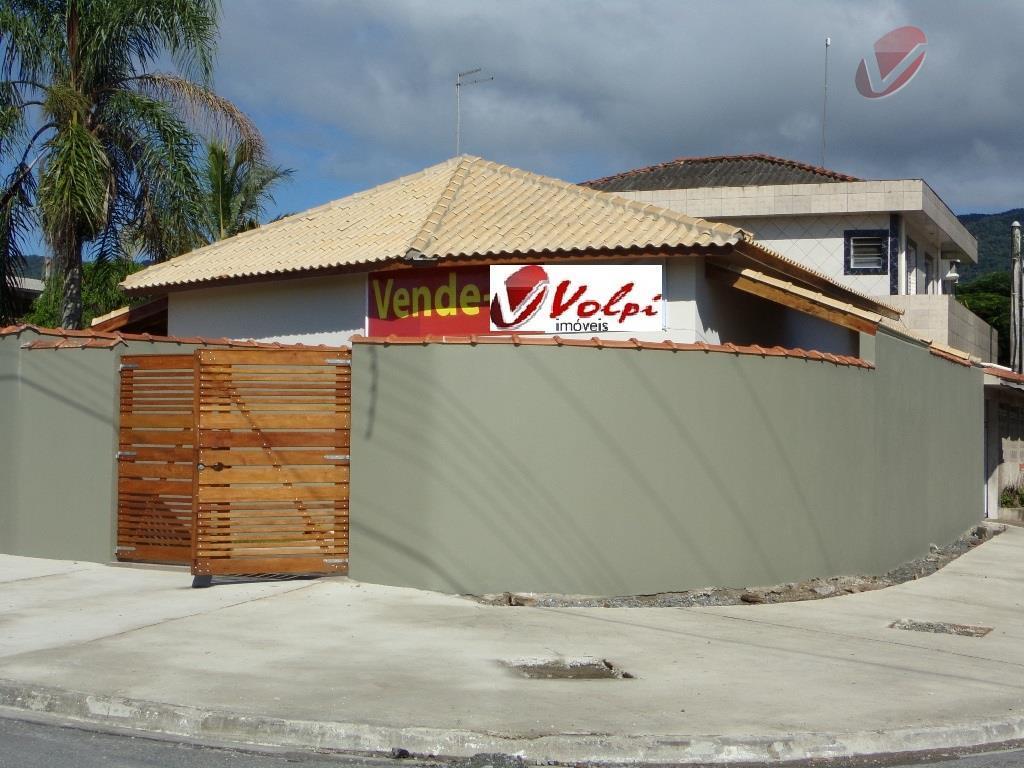 Casa em Praia Grande - Jd. Real ll - Novinha em folha!