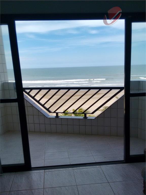 Apartamento residencial para locação, Balneário Flórida, Praia Grande - AP0116.