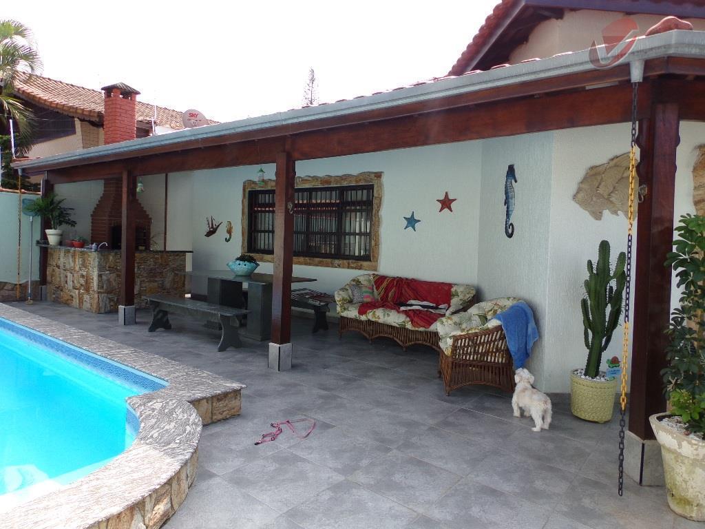 Casa em alto estilo de construção - Bal. Flórida - Praia Grande!
