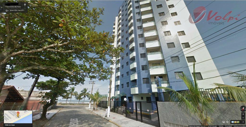 Apartamento  residencial para locação, Jardim Real, Praia Grande.