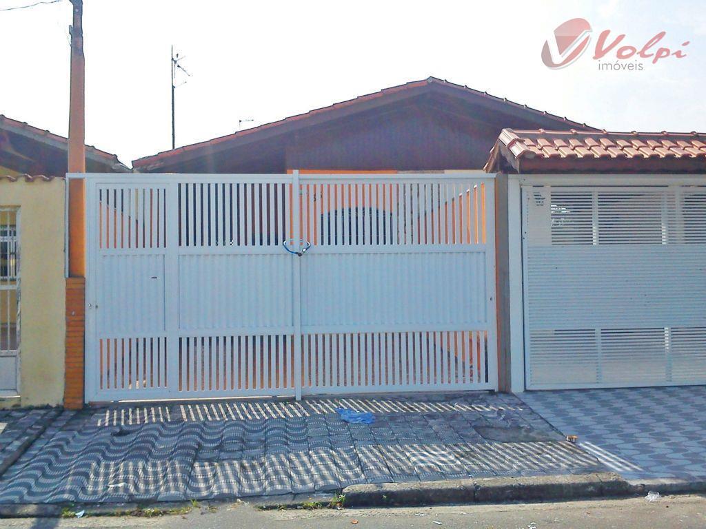 Casa residencial para locação, Jardim Imperador, Praia Grande.
