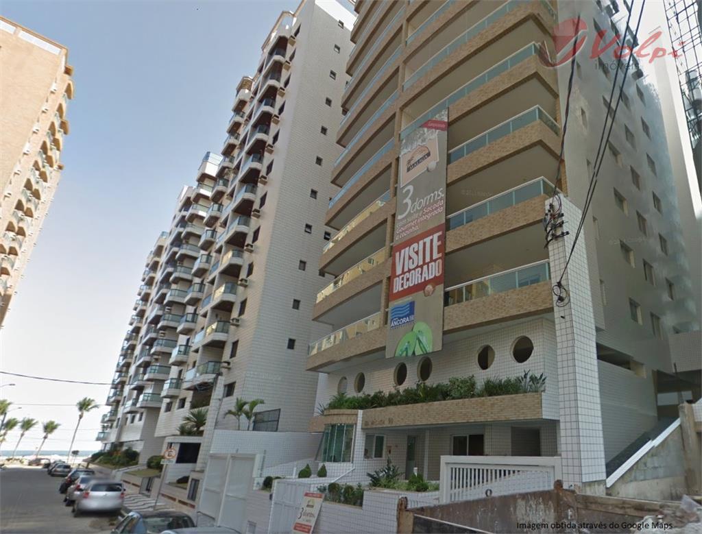 Deslumbrante Apartamento para locação, Canto do Forte, Praia Grande.