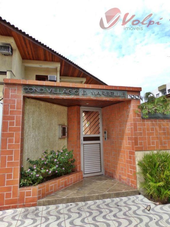 Casa residencial para locação, Vila Guilhermina, Praia Grande - CA0421.