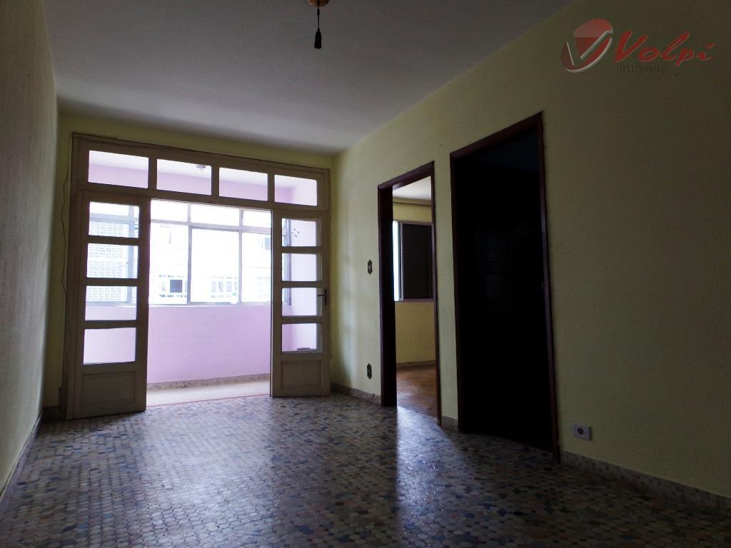 Apartamento residencial para venda e locação, Boqueirão, Praia Grande - AP0161.