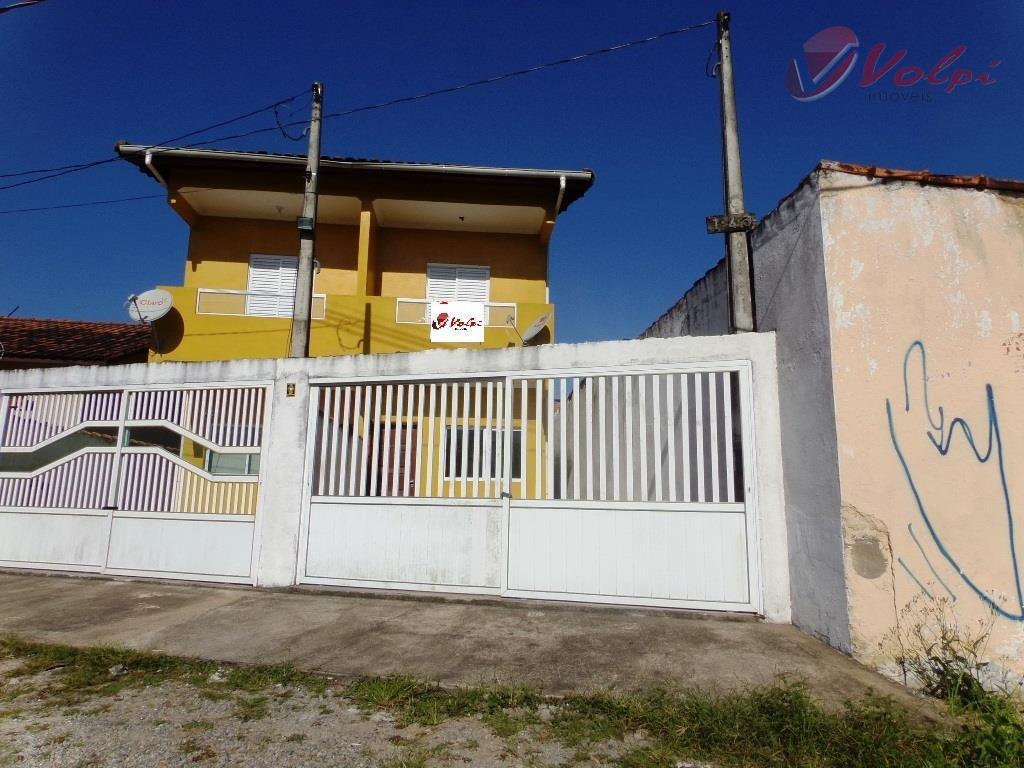 Casa residencial para locação, Balneário Flórida, Praia Grande.