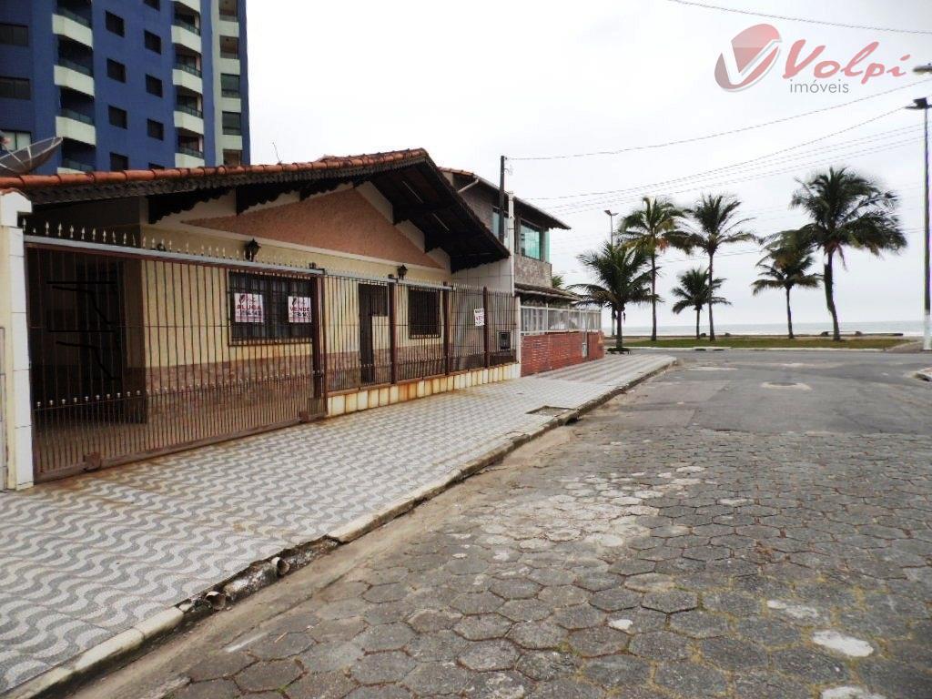 Casa residencial para venda e locação, Vila Balneária, Praia Grande - CA0090.