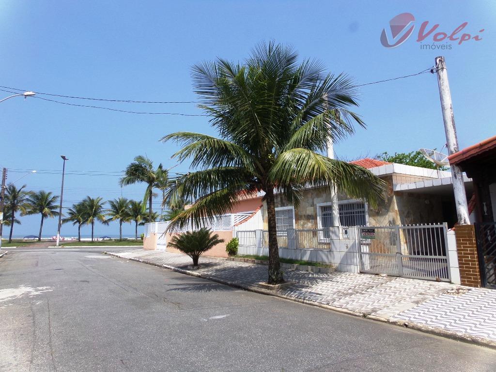 Casa residencial para venda e locação, Jardim Imperador, Praia Grande - CA0219.