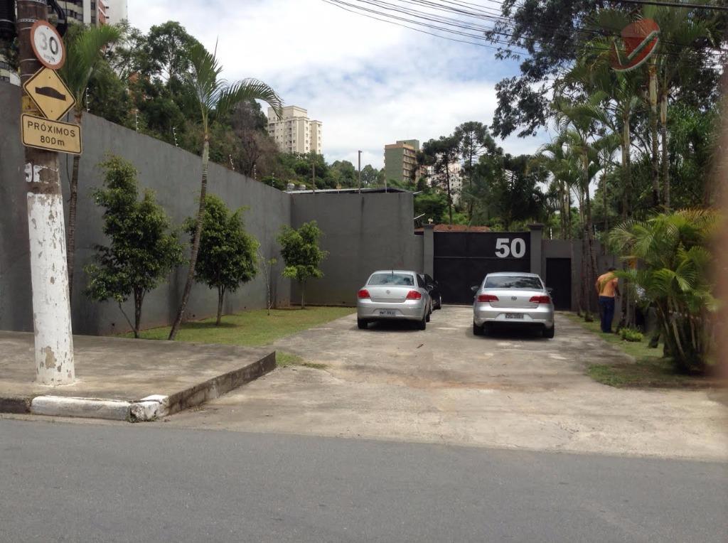 Galpão comercial para locação, Vila Andrade, São Paulo.