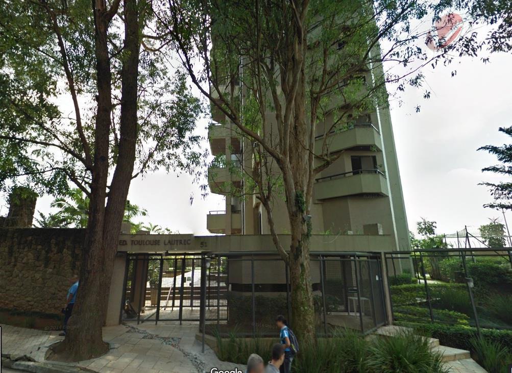 Apartamento residencial para venda e locação, Morumbi, São Paulo - AP0192.