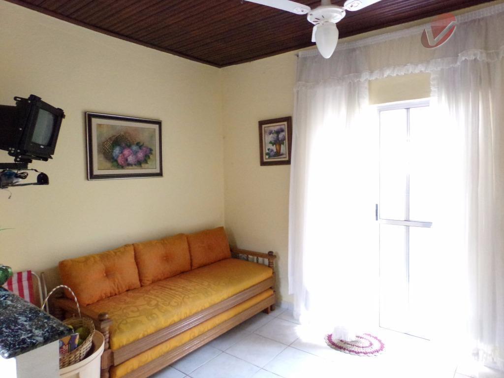 Casa residencial para venda e locação, Jardim Real, Praia Grande - CA0468.