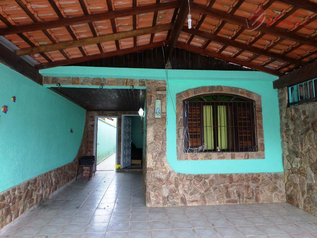 Casa  residencial à venda, Jardim Imperador, Praia Grande.