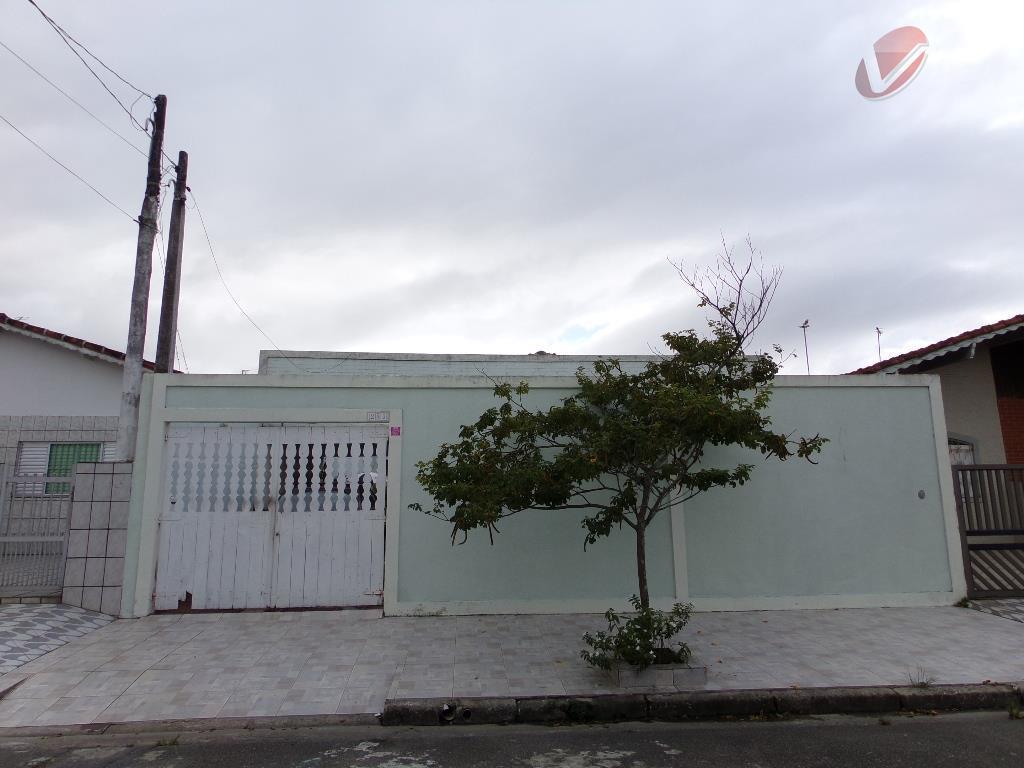 Casa Isolada com Piscina para venda e locação, Jardim Imperador, Praia Grande - CA0477.
