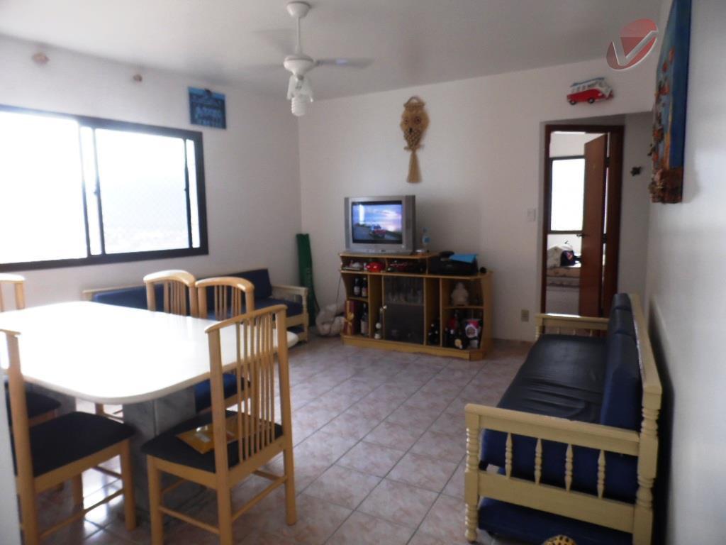 Apartamento residencial para locação, Balneário Flórida, Praia Grande.