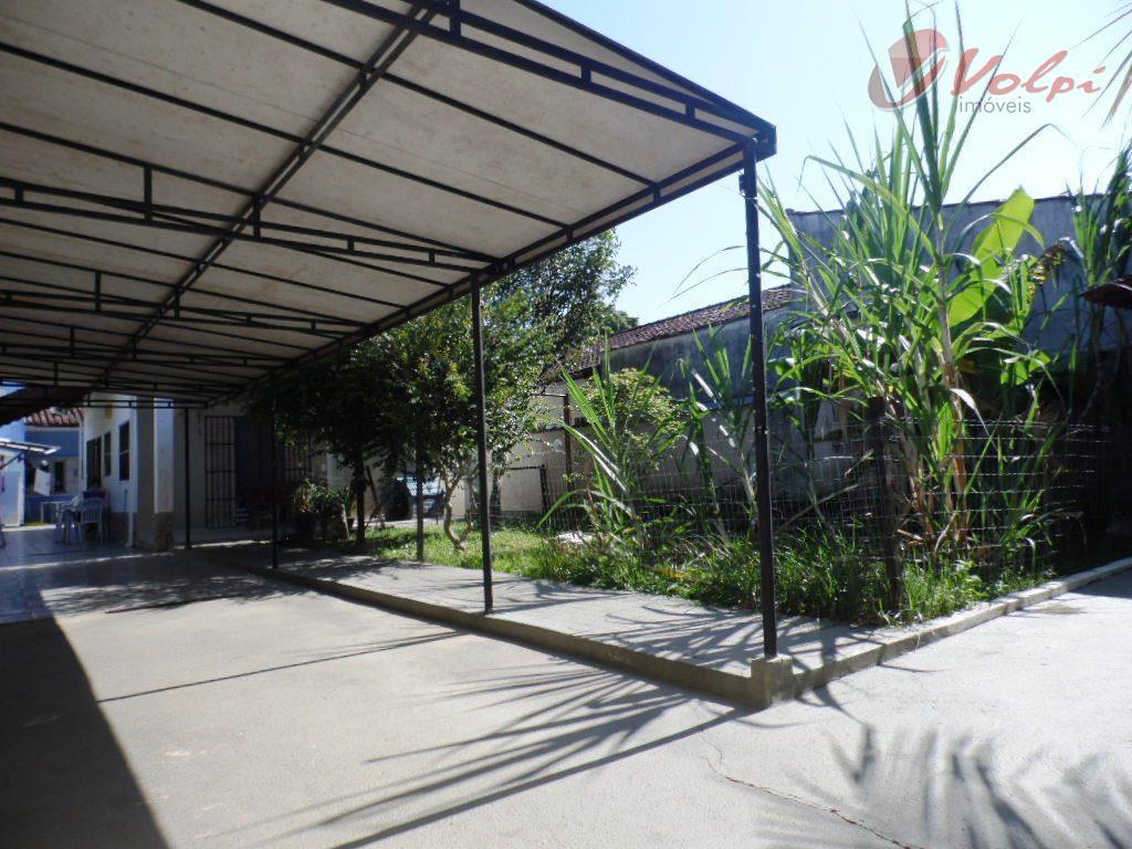 Casa residencial à venda, Vila Caiçara, Praia Grande - CA0484.