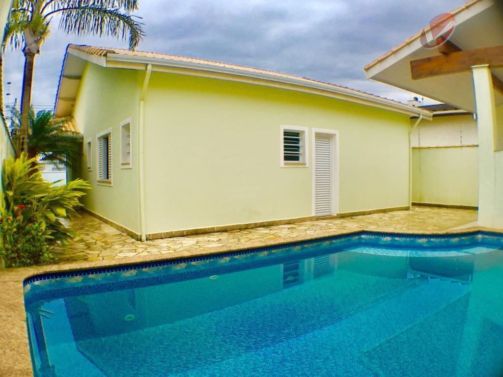 Primorosa Casa Isolada, Baln. Flórida. Um Sonho Construído.