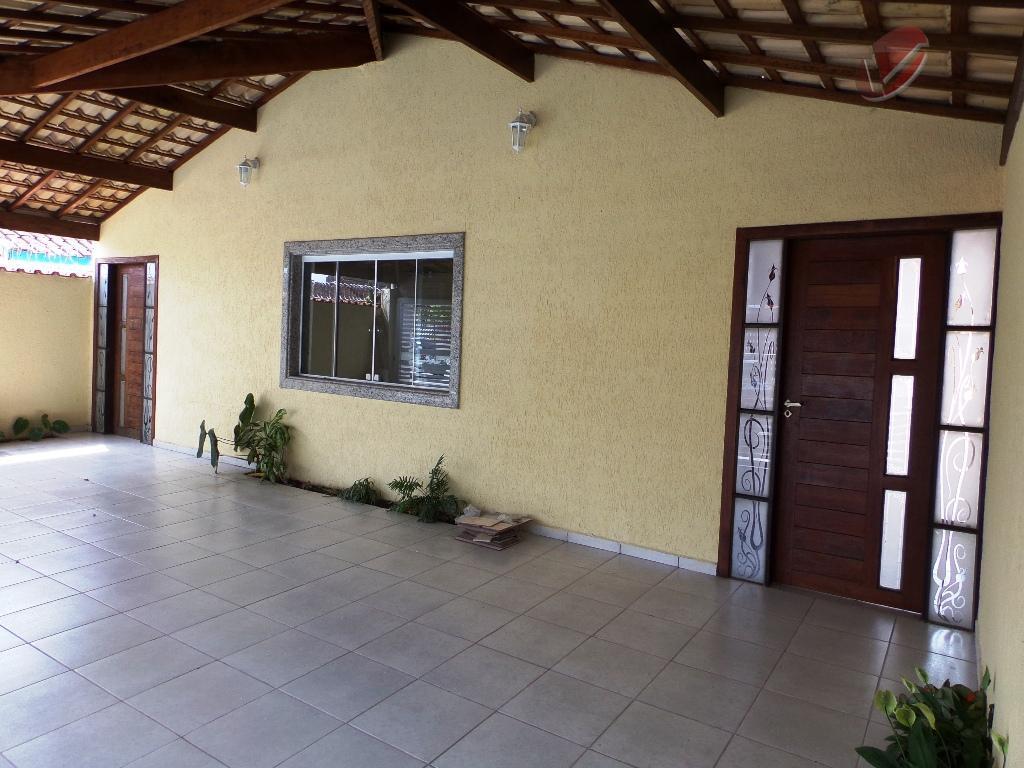 Casa Nova à venda, Jardim Imperador, Praia Grande.