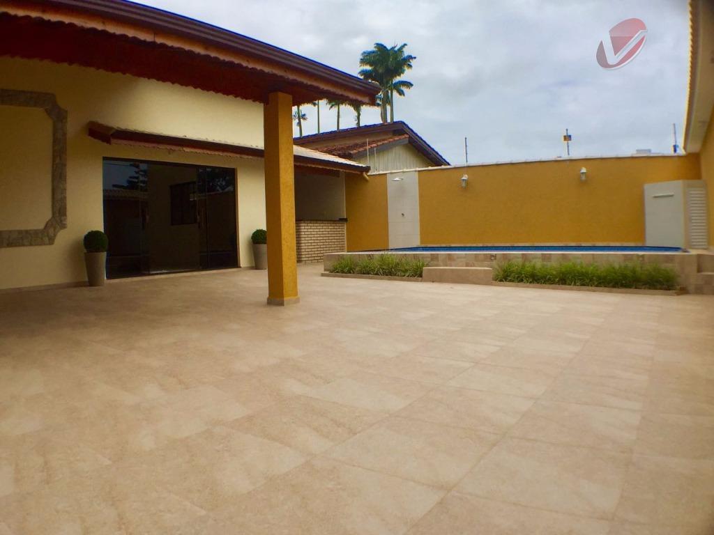 Casa nova à venda, Balneário Flórida, Praia Grande - CA0513.