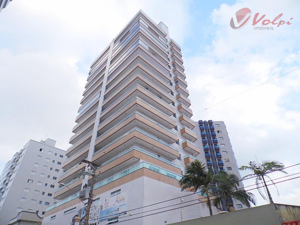 Apartamento residencial para venda e locação, Vila Caiçara, Praia Grande.
