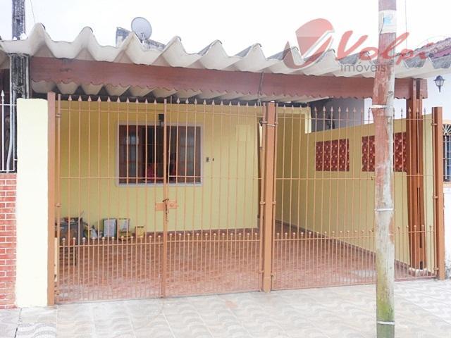 Casa de 1 dormitório, com 2 vagas de garagem, na Vila Balneária - Praia Grande!