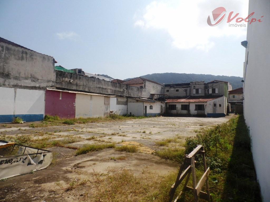 Terreno  comercial para locação, Centro, Mongaguá.
