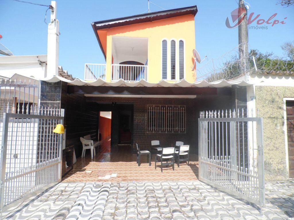 Sobrado residencial para venda e locação, Solemar, Praia Grande - SO0008.