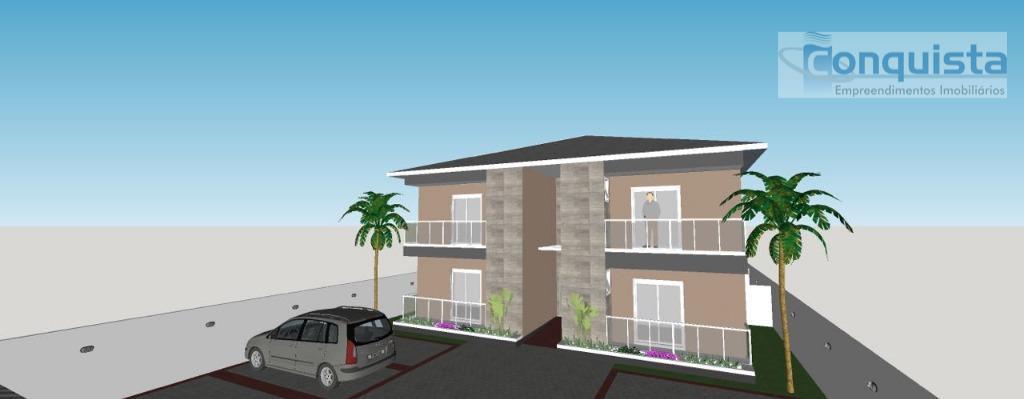 excelente localização! apartamento com 2 dormitórios ; sala; cozinha americana com bancada para cooktop; banheiro social;...
