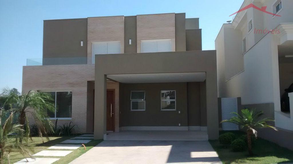Sobrado 300 m² - esquina, 03 suítes, master com closet e hidro, vista para lago