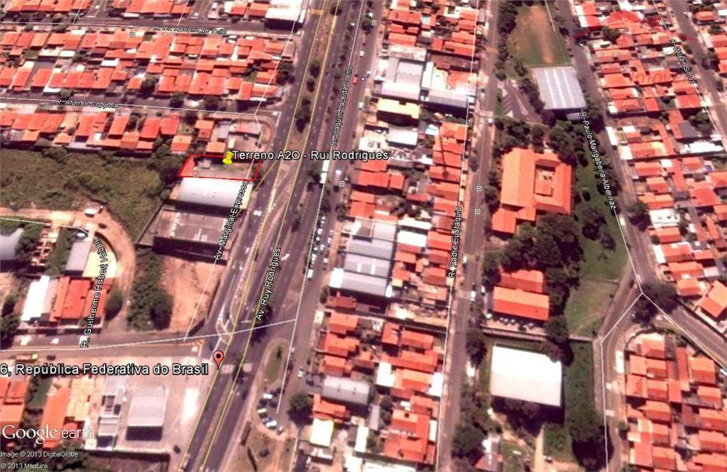 Terreno 542 m² - Zona 11, industrial/comercial, próximo ao extra amoreiras