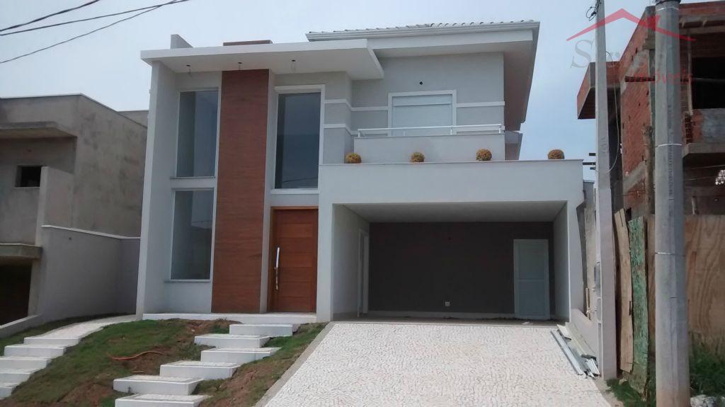 Sobrado 255 M² - 4 dormitórios, 3 suítes, 3 salas, piscina c/raia
