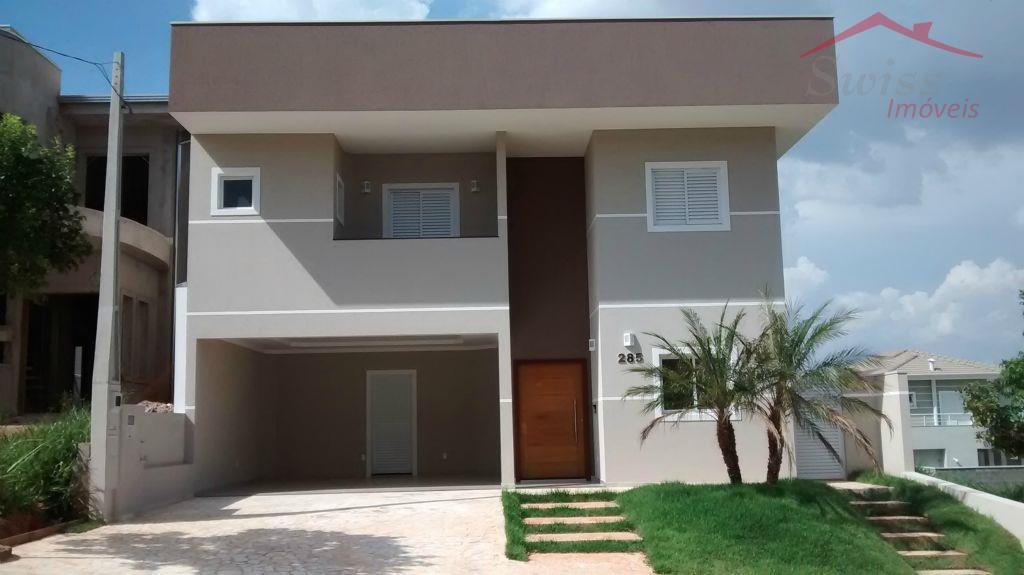 Sobrado 5 Dormitórios, 2 Suítes com sacadas, sendo a Master c/Closet e Hidro, churrasqueira, piscina.