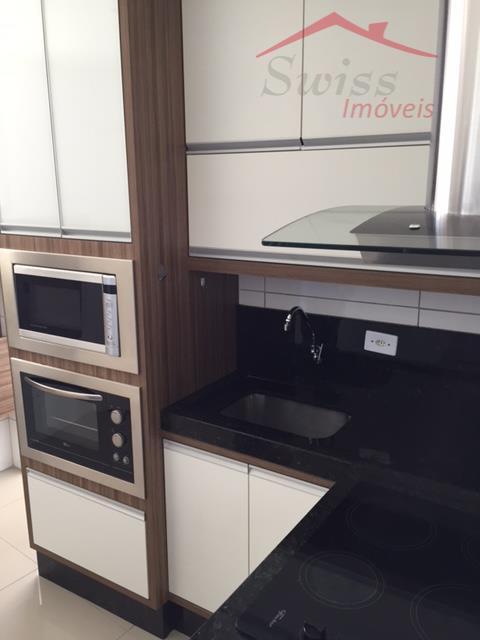 Apartamento 81 m² - lindo - 2+1 dormitórios, 2 banheiros, 1 garagem subsolo,andar alto, totalmente repaginado !