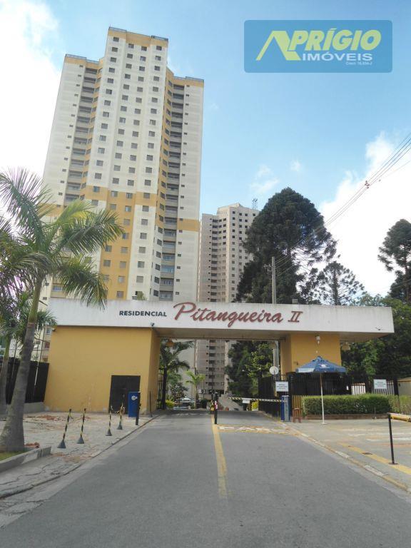 Apartamento residencial à venda, Jardim Maria Rosa, Taboão da Serra.