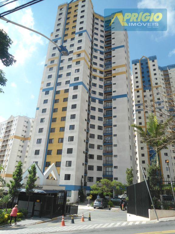 Apartamento  residencial à venda, Jardim Helena, Taboão da Serra.