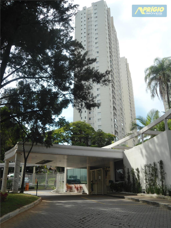Apartamento residencial à venda, Jardim Wanda, Taboão da Serra.