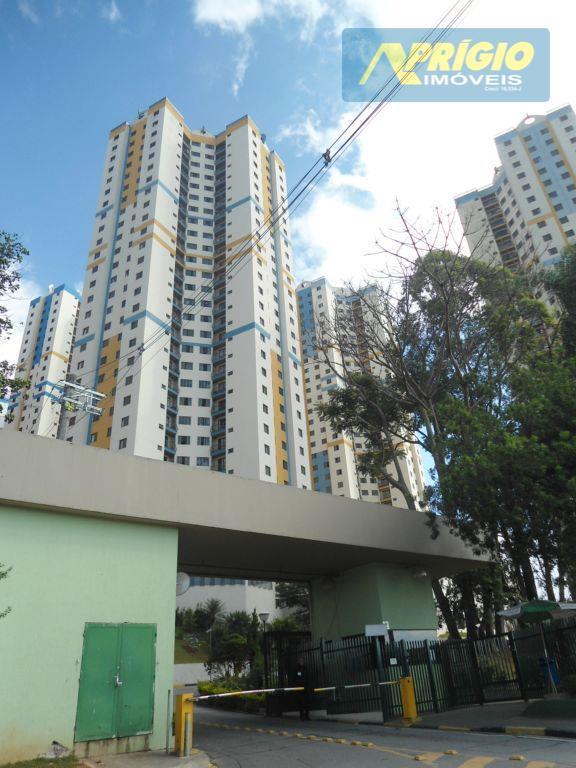 Cobertura no Condomínio Residencial Pitangueira 1 para venda, Taboão da Serra / SP