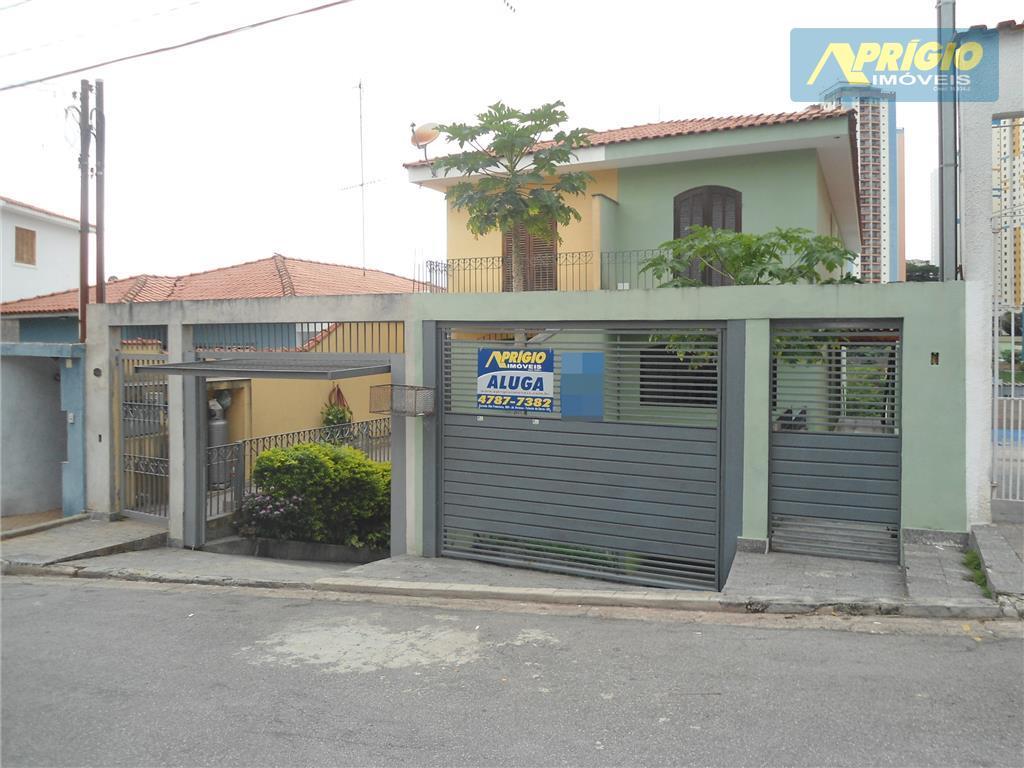 Casa residencial para locação, Parque Monte Alegre, Taboão da Serra.
