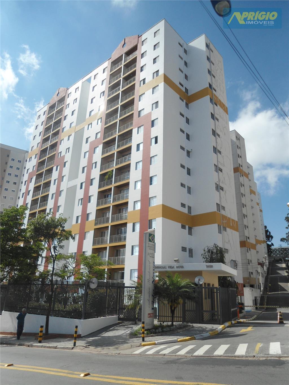 Apartamento residencial para locação, Jardim Helena, Taboão da Serra.
