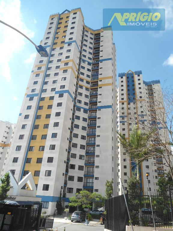 Apartamento residencial para venda e locação, Jardim Helena, Taboão da Serra.