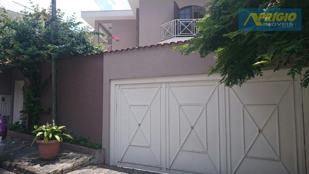 Casa residencial à venda, Parque Monte Alegre, Taboão da Serra.