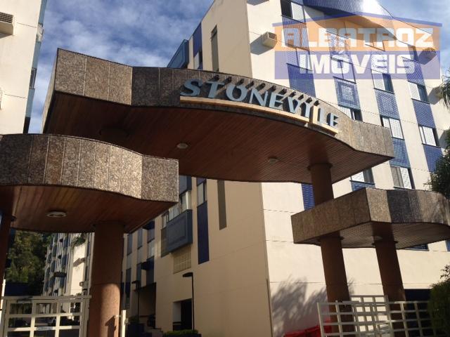 Próximo a UFSC e a todo tipo de comércio, apartamento com 3 dormitórios (suíte), 1 vaga de garagem, Trindade, Florianópolis, SC
